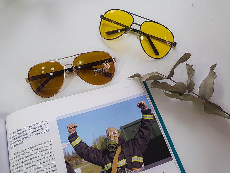 очки антибликовые для водителей