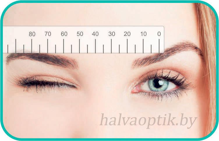 Расстояние между зрачками: одним маленький нюанс, который может испортить ваши очки
