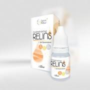 Капли для глаз Relins с комплексом витоминов A-E-B6