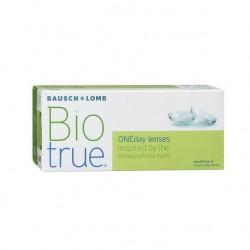 Контактные линзы Biotrue 1 Day (Bausch & Lomb)