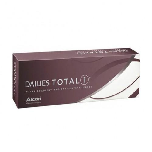 Контактные линзы Dailies Total 1 (Alcon)