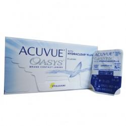 Контактные линзы Oasys (Acuvue)