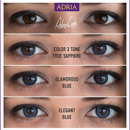 Цветные линзы Adria Color 2 Tone
