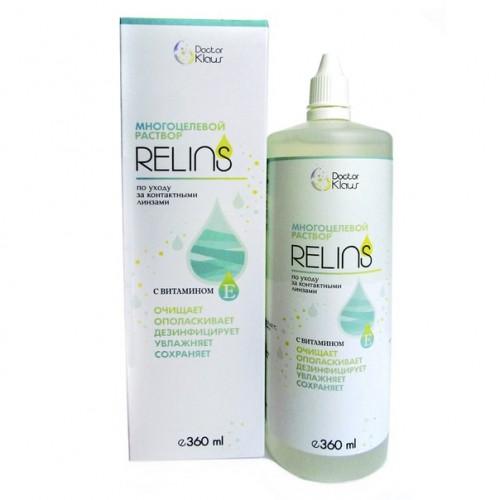 Раствор для линз Relins (115 мл)