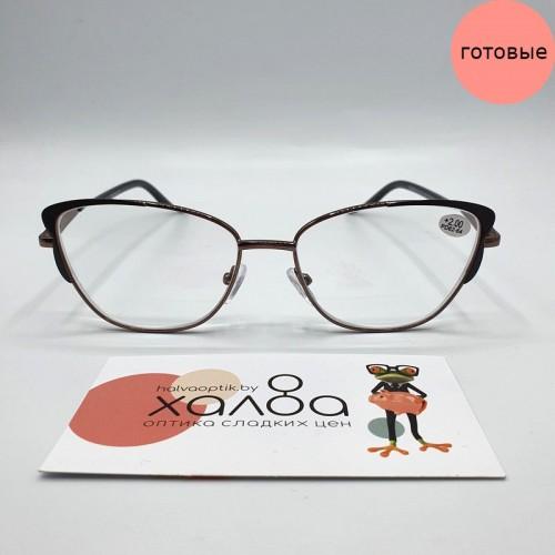 Женские металлические очки Ralph CN742