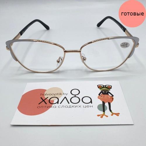 Женские металлические очки Ralph CN743