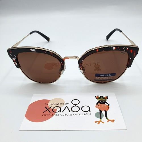 Солнцезащитные очки INVU CN772