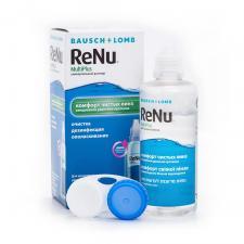 Раствор для линз RENU MULTIPLUS (120 мл)