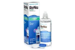 Раствор для линз RENU MULTIPLUS (240 мл)