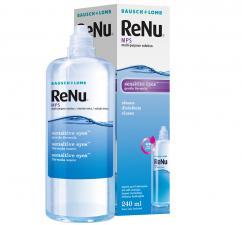 Раствор для линз RENU MPS (240 мл)
